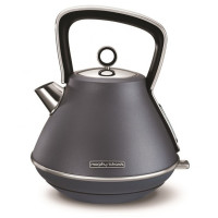 Чайник электрический Morphy Richards Evoke Pyramid Steel Blue 100102EE