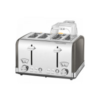 Тостер Profi Cook PC-TA 1194 anthrazit