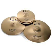 Комплект тарелок Stagg CXG-SET
