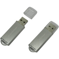 Флеш-диск Silicon Power Ultima II-I Series 8Gb silver (SP008GBUF2M01V1S)
