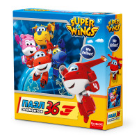 Пазл Origami SuperWings We deliver (02800)