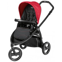 Коляска прогулочная Peg-Perego Book Scout Pop Up Sportivo bloom red