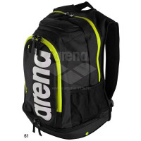 Рюкзак Arena Fastpack Core black/fluo green/white (000027 561)