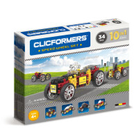 Конструктор Clicformers Speed Wheel set 803001