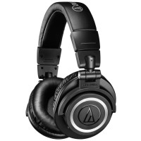 Наушники Audio-Technica ATH-M50X BT черный