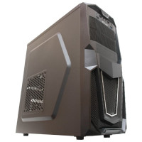 Корпус Accord P-28B w/o PSU Black