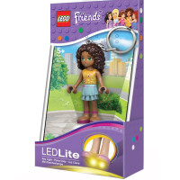Брелок-фонарик IQ Hong Kong Lego Friends Andrea