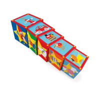 Кубики Scratch Stacking Tower Сircus (6181050)