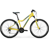 Велосипед Merida Juliet 6.20-V (2018) Yellow Dark Blue S