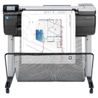 МФУ HP DesignJet T830 24-in Multifunction (F9A28A)