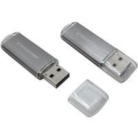 Флеш-диск Silicon Power Ultima II-I Series 16Gb silver (SP016GBUF2M01V1S)