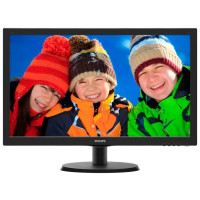 Монитор Philips 223V5LSB (00/01) Black