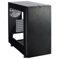 Корпус Fractal Design Define S Black Window