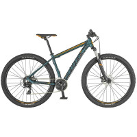 Велосипед Scott Aspect 770 co (2019) Green/Orange L 19