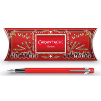 Ручка перьевая Carandache Office 849 Classic Seasons Greetings (841.570)