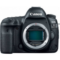 Фотоаппарат Canon Eos 5D Mark IV Body (1483C025)