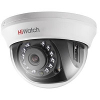 Видеокамера Hikvision HiWatch DS-T101 (2.8мм) белый