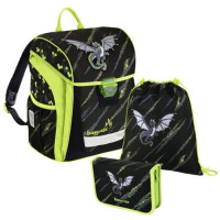 Ранец Step By Step BaggyMax Trikky Dragon (00139031)
