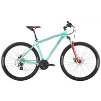 Велосипед Merida Big Nine 15-MD (2019) Matt Blue/Blue/Red XL (34024)