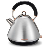 Чайник электрический Morphy Richards Accents Pyramid Rose Gold and Brushed 102105EE