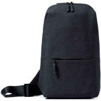Рюкзак для ноутбука Xiaomi Mi City Sling Bag Dark Grey (ZJB4069GL)