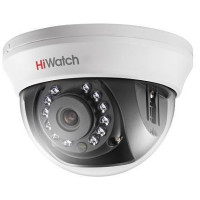 Видеокамера Hikvision HiWatch DS-T101 (3.6мм) белый