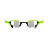 Очки для плавания Arena Cobra Ultra Mirror Silver/Green/White (1E032 66)