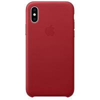 Чехол Apple для IPhone XS Max MRX32ZM/A red