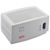 Стабилизатор напряжения APC Line-R 600VA Automatic Voltage Regulator (LE600I)