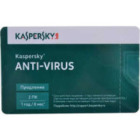 Программное обеспечение Kaspersky Anti-Virus 2014 Russian Edition KL1941RBBFS