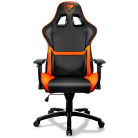 Кресло игровое Cougar Armor black/orange (CU-ARMOR)