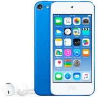 MP3 плеер Apple iPod touch 128Gb (MKWP2RU/A) blue