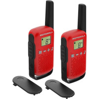Рация Motorola T42 Talkabout Red