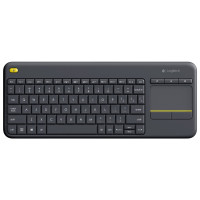 Клавиатура Logitech Wireless Touch Keyboard K400 Plus (920-007147)