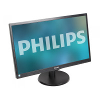Монитор Philips 243V5LHSB/01(00) Black
