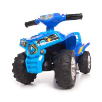 Каталка Baby Care Super ATV синий
