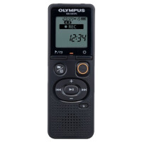 Диктофон Olympus VN-541PC + CS131 4Gb черный
