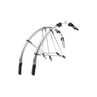 "Комплект крыльев SKS Raceblade Long 28"" серебристый"