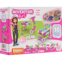 Конструктор Engino Inventor Girls IG10