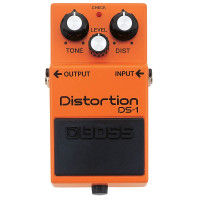 Педаль для электрогитары Boss DS-1 Distortion