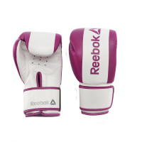Перчатки боксерские Reebok RSCB-11110PL Retail Boxing 10 oz Gloves-Purple