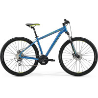 Велосипед Merida Big Nine 20-MD (2019) Blue/Blue/Green XL (34116)