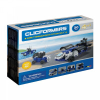 Конструктор Clicformers Transportation set mini 804002