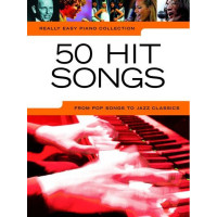Песенный сборник Musicsales Really Easy Piano Collection 50 Hit Songs