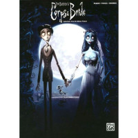 Песенный сборник Musicsales Corpse Bride Selections From the Motion Picture