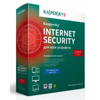 Программное обеспечение Kaspersky Internet Security Multi-Device Russian Ed 5 devices (KL1941RBEFS)