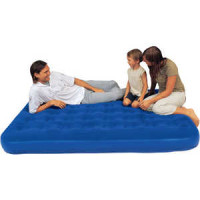 Надувной матрас Bestway Flocked Air Bed(King) 67004 BW