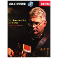 Песенный сборник Musicsales Jazz Improvisation For Guitar