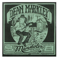 Струны Dean Markley Mandolin Phosphor Bronze 2402 LT