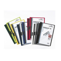 Папка Durable Duraclip 2200-07